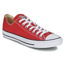 CONVERSE TOUT STAR CHUCK TAYLOR BAS Rouge FEMME HOMME rouge BASSES CHAUSSURES