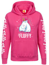 Minions It's so Fluffy BOLLE Felpa con cappuccio da donna fucsia