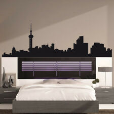 Vinilo decorativo Skyline urbano Pegatinas pared
