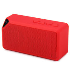 Portable X3 Wireless Mini BT V2.1 Speaker for Mobile-phone and TF Card