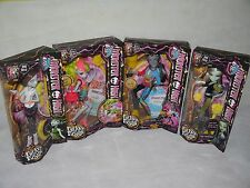 MONSTER HIGH DOLL SELECTION - FREAKY FUSION - BRAND NEW & BOXED - MATTEL