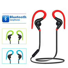 Bluetooth Earphones Wireless Sports Stereo Headset Sweatproof for iPhone Samsung