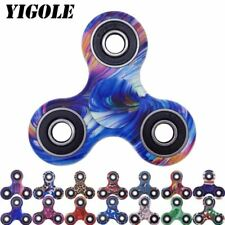 YIGOLE New Style Tri-Spinner Fidget Toy EDC HandSpinner Anti Stress Reliever And