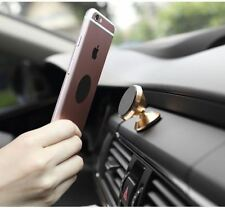Universal Magnetic Car Phone Holder 360 Rotation Magnet Air Vent Mount Mobile Ph