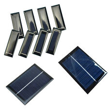 100mA 0.5V/6V 0.6W/1W Solar Panel Module Cell Photovoltaic Battery Charger BSG