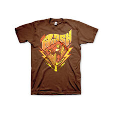 Officially Licensed The Flash Classic Men's T-Shirt S-XXL Sizes