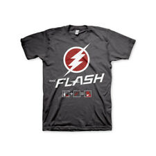 Officially Licensed The Flash Riddle Men's T-Shirt S-XXL Sizes