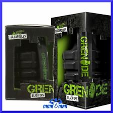 Grenade Thermo Black Ops 100 Caps Fat Burner Weight Loss Diet Pills Strong