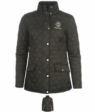SPORTIVO  Requisite Quilted Giacca Donna Black