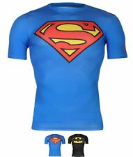 MODA Under Armour HG Core Hero Tee Sn74 Superman