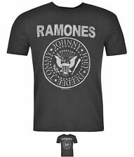 MODA Amplified Clothing The Ramones T Shirt Mens Logo