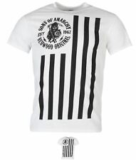 SPORTIVO  Official Sons of Anarchy T Shirt Mens Moto Club