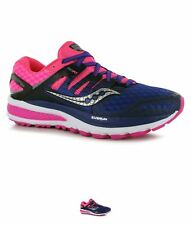 OFFERTA Saucony Triumph ISO2 Ladies Running Shoes Purple/Pink