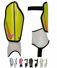 MODA Nike Protegga Junior Shin Guards Volt/Black