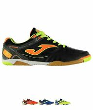 OFFERTA Joma Dribling Indoor Court Trainers Mens Blue/FluYellow