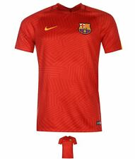 SPORTIVO  Nike FB Barcelona Pre Match Jersey Mens Red