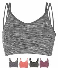 MODA USA Pro Seamless Crop Top Ladies 34114593