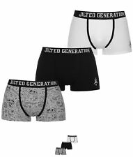 MODA Jilted Generation Jilted 3 Pack Boxers Mens Mixed