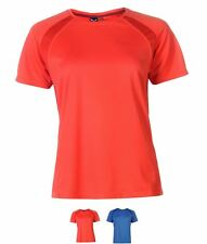 MODA Salewa Tesido T-shirt Donna Blue