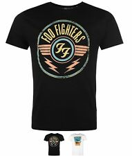MODA Official Foo Fighters T-shirt FF Bolts