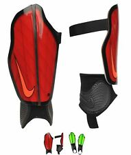 MODA Nike Protegga Flex Shin Guards Mens Red/Black