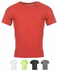 BRAND Nike Breathe Short Sleeve T Shirt Mens White