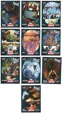 2016 Upper Deck Marvel Annual Plot Twist You Pick the Card, Finish Your Set