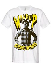 The Big Bang Theory whadup Science perras Camiseta