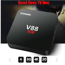 SCISHION V88 TV Box Rockchip 3229 Android 5.1 Quad Core 4K H.265 1+8GB Mini PC