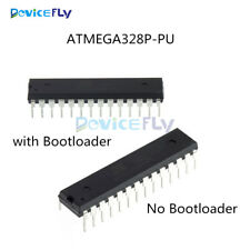 ATMEGA328P-PU DIP-28 Microcontroller With ARDUINO UNO R3 Bootloader or Not New