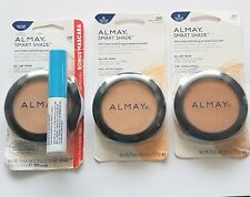 Almay Smart Shade Skin Tone Matching Pressed Powder. Hypoallergenic. Oil Free.