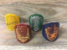 Harry Potter Leather Scout Woggles (Slytherin/Gryffindor/Hufflepuff/Ravenclaw)