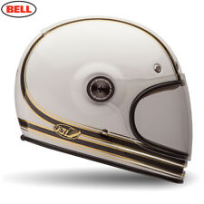 Bell Bullitt RSD Carbon Mojo With CLEAR BUBBLE/DARK FLAT VISORS Included
