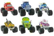 COMANSI OFICIAL Blaze and the Monster Machines Figura Juguete Topper para tarta
