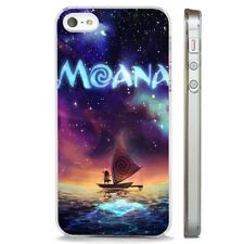 Moana Ocean Stars Spectacular CLEAR PHONE CASE COVER fits iPHONE 5 6 7 8 X