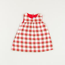 Vestido color Rojo marca Top Top 3 Meses