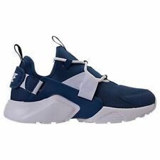 WMNS NIKE AIR HUARACHE CITY LOW NAVY/WHITE  CASUAL WOMEN'S SELECT YOUR SIZE