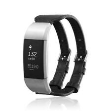 Armband CLIPPER - Fitbit Charge 2 - Leder