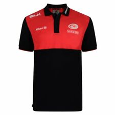 BLK Sport Saracens Rugby Players Media Polo 2017/18