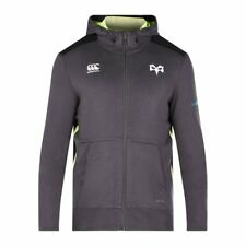 Canterbury Ospreys Rugby Vapodri Full Zip Hoody 17/18 - Nine Iron