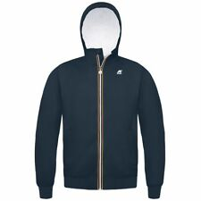 KWAY Uomo  Giubbino K-WAY JUSTIN PLUS SPONGE K0078R0 BLUE DEPHT ESTATE 2018