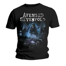 AVENGED SEVENFOLD 'Recurring Nightmare' T-SHIRT - Nuevo y Oficial