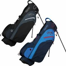 CALLAWAY 2018 FUSION ZERO STAND BAG MENS GOLF CARRY BAG 14-WAY DIVIDER