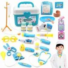 Play Kreative Kids Doctor Set - Pretend and Play Medical Toys with Carry Case -