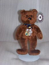 Celebrity Bears #33  Ringo Starr beanie bag bear JC Bears