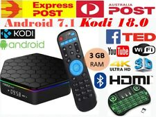 T95z Plus 3GB+32G Android 7.1 Kodi 18.0 OctaCore S912 4k TV Box Smart Media NEW