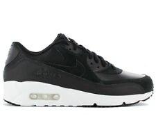 Nike Air Max 90 Ultra 2.0 Leather Baskets Chaussures pour hommes cuir noir