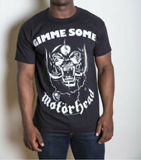 Motorhead 'GIMME SOME 'T-SHIRT - NUOVO E ORIGINALE