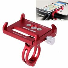 GUB G-85 Metal Anti Slide Bicycle Phone Holder Bike Handlebar Mount Extender Cla