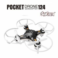 SBEGO FQ777-124 RC Drone Mini Quadcopter Micro Pocket 4CH 6Axis Gyro Switchable